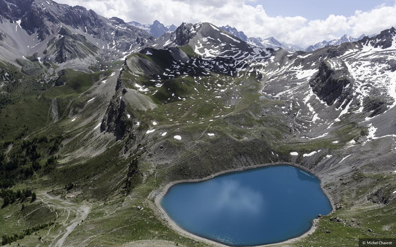 Lac Sainte Anne Ceillac